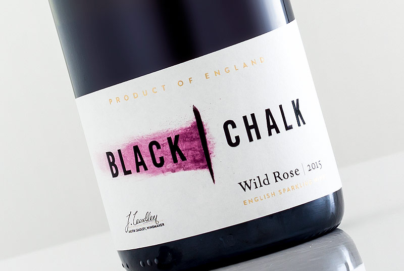 Black Chalk Wild Rose 2015
