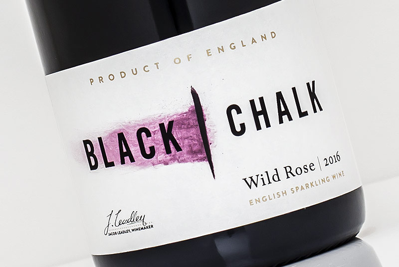 Black Chalk Wild Rose 2016